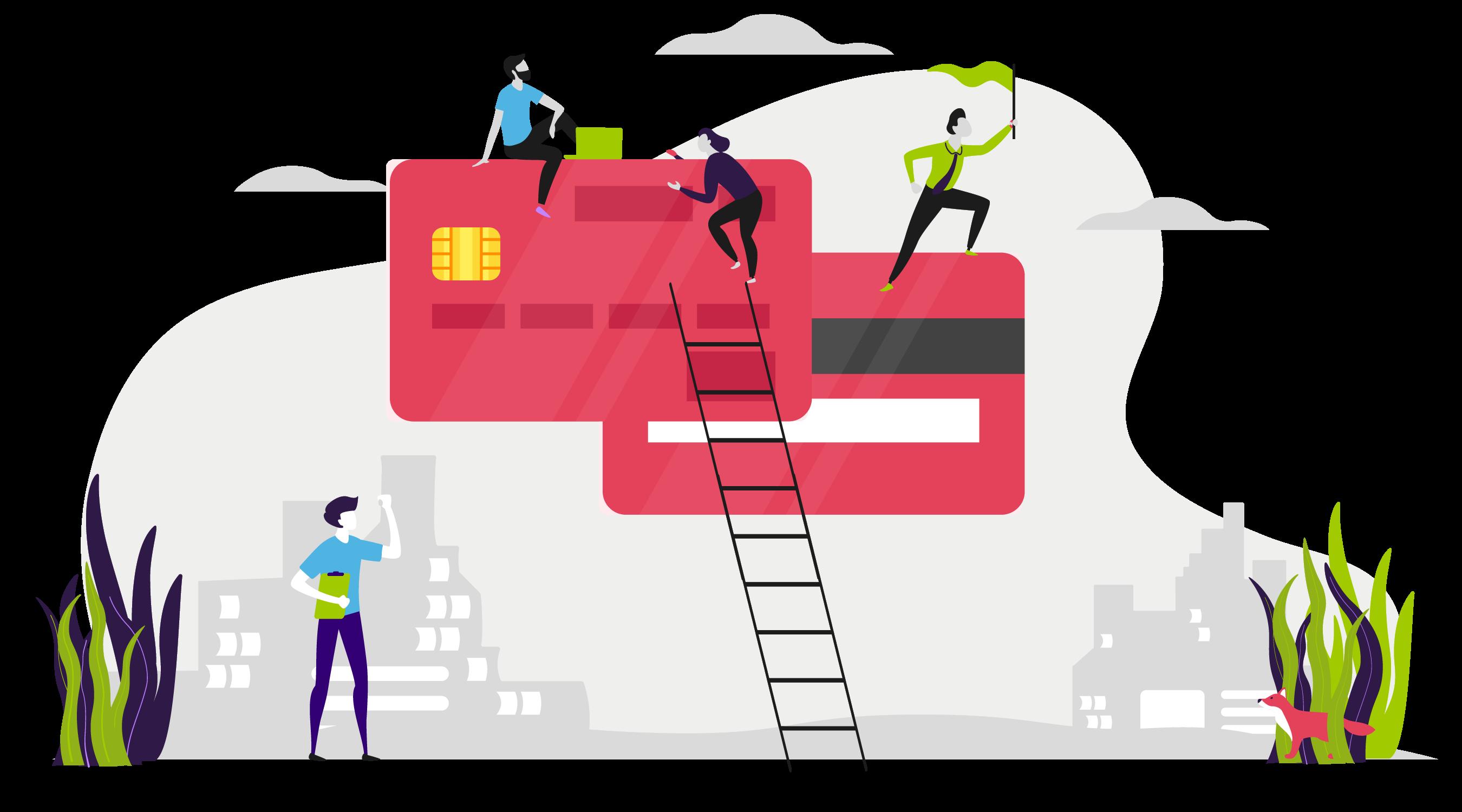 System do naliczania opłat za transakcje