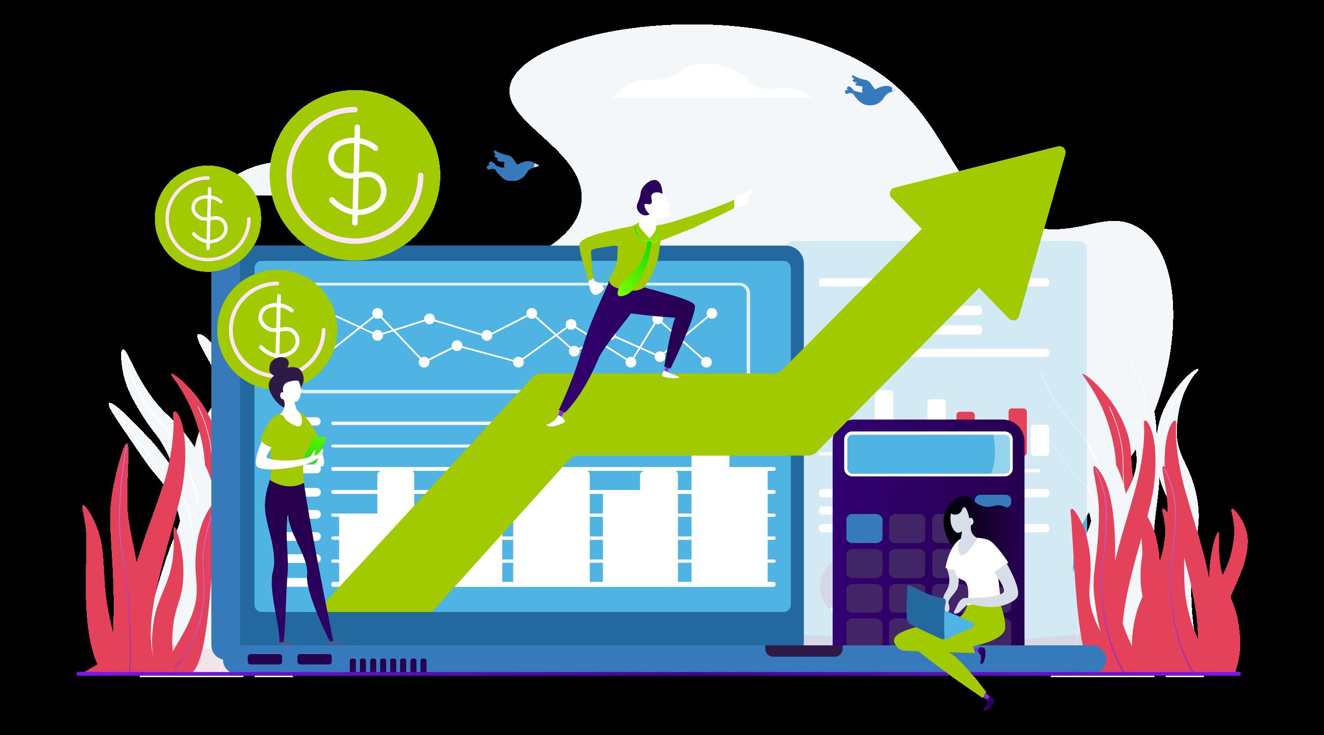 Platforma obsługująca dane transakcji finansowych
